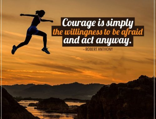 2020 Theme – Courage